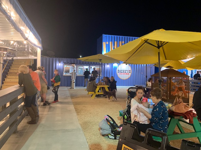 NBC15: Container Park 'The Fort' open in Spanish Fort