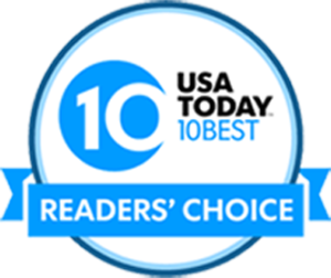 USA Today: #2 on Best Fast Casual Restaurants