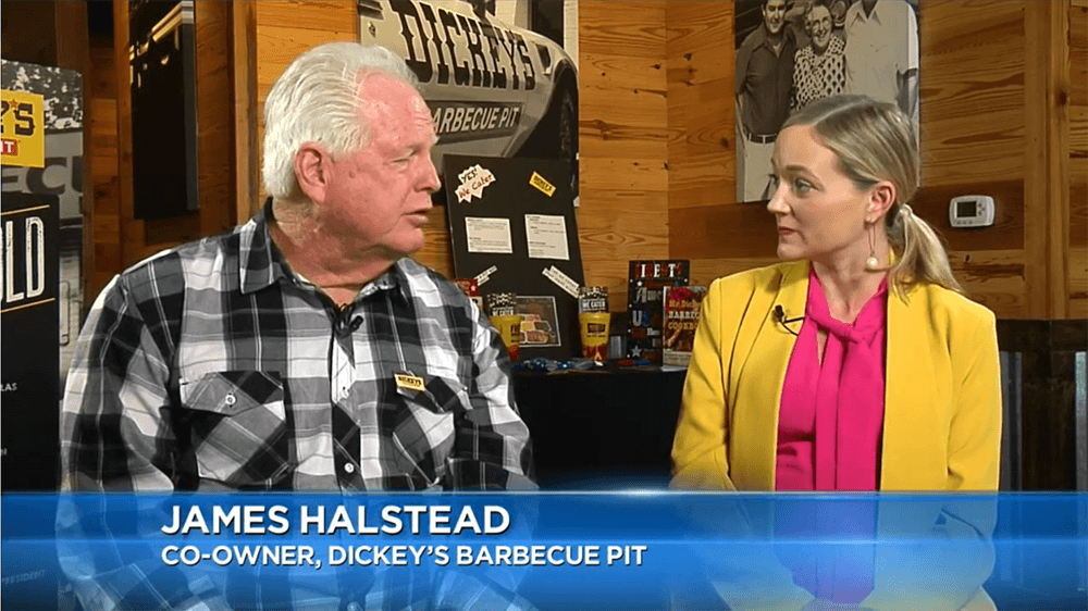 Central Valley Today: Enjoy Dickey's Barbecue Pit This Summer