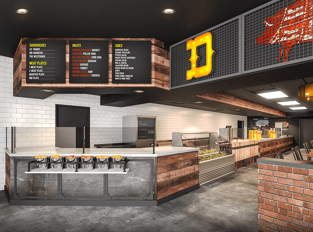 Restaurant Magazine: Texas Icon Dickey's Barbecue Pit Takes Up New Residence in Dallas City Hall