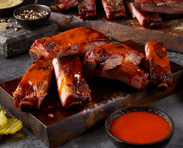 Dickey S Barbecue Pit