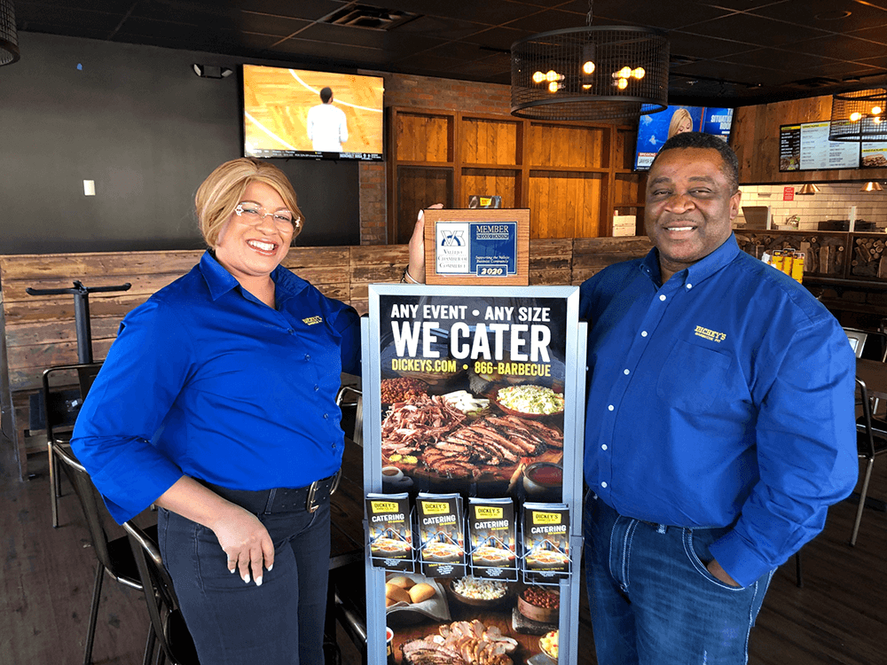 Restaurant News: Local Entrepreneur Brings Dickey's Texas-Style Barbecue to Vallejo, California