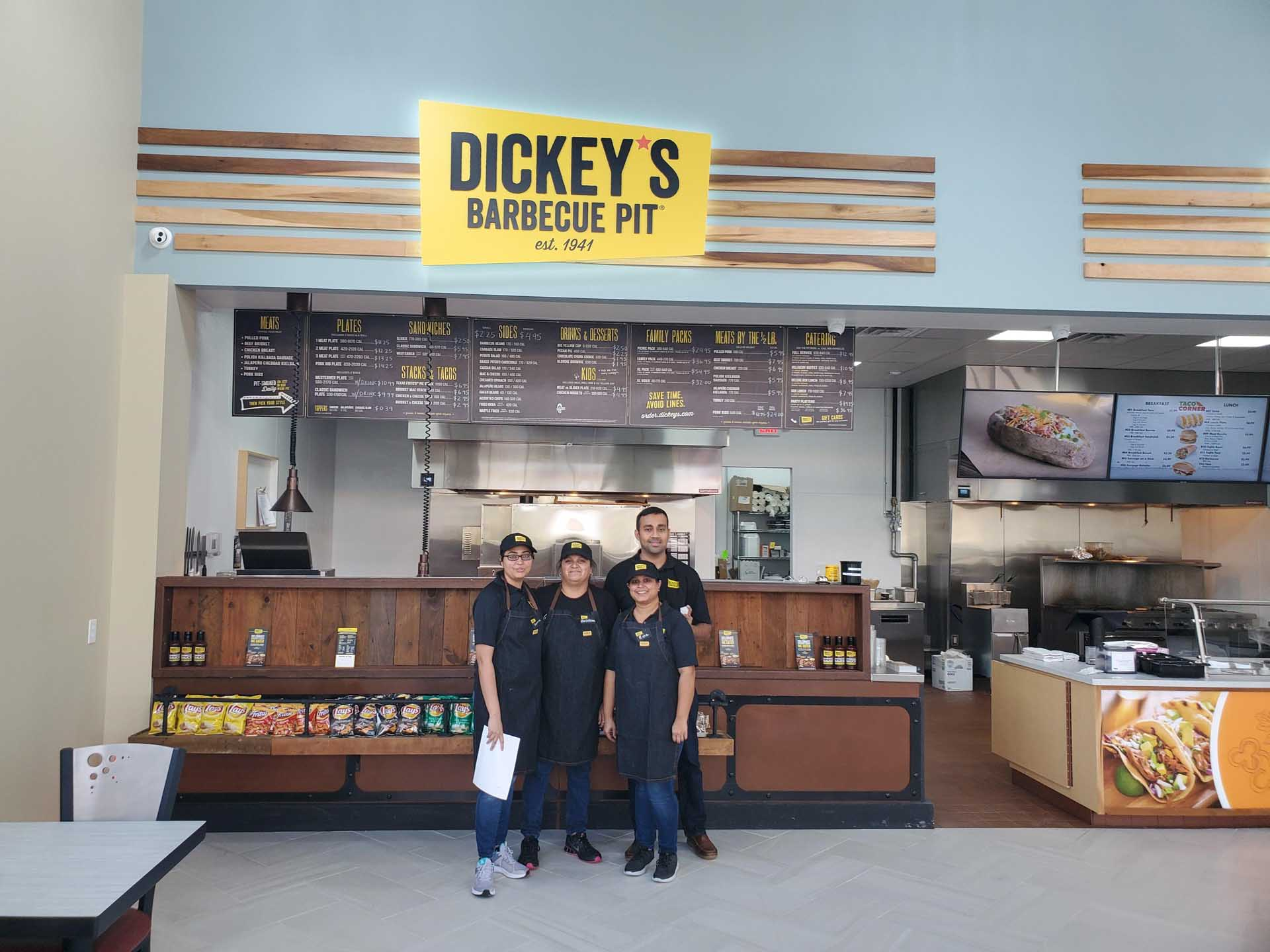 Dickey's Barbecue Pit Arrives in Katy, Texas
