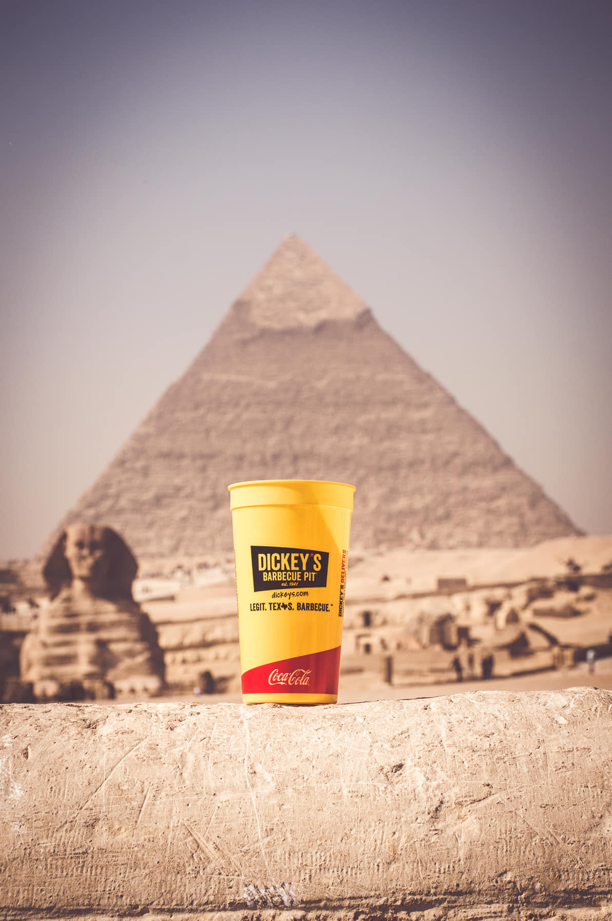 QSR: Dickey's Egypt opening 2020