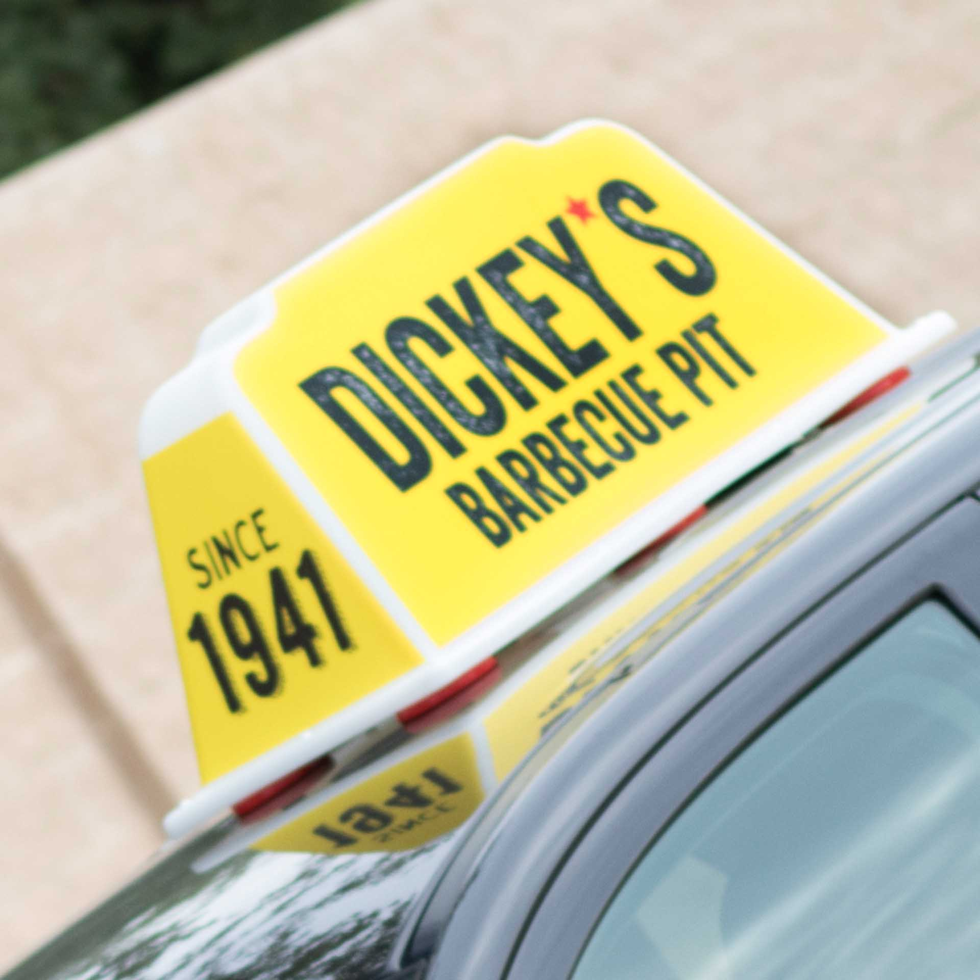 Hospitality Technology: Dickey's Barbecue Pit Offers Free Delivery Through March