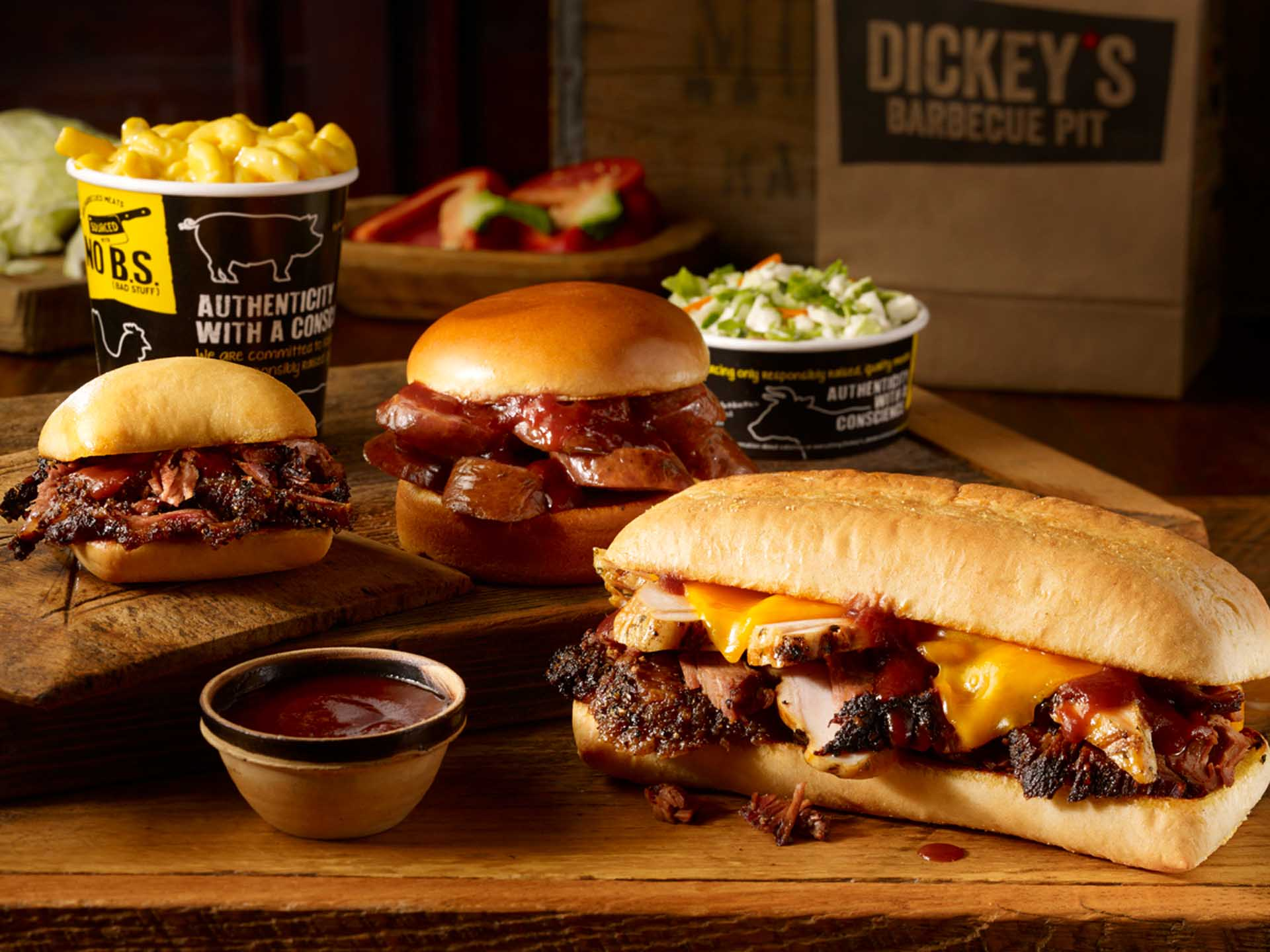 Brothers Team Up to Bring Dickey's Barbecue Pit to Chicago, IL
