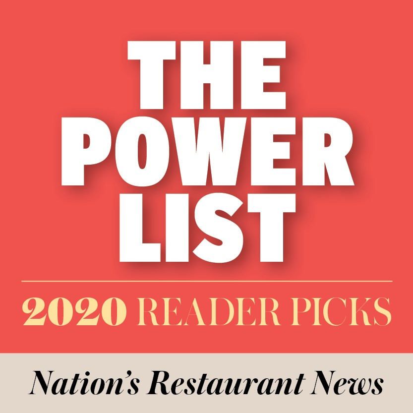 Nation's Restaurant News: 2020 The most influential restaurant CEOs in the country