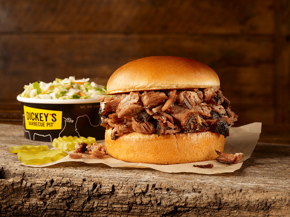 Dickey's Barbecue Pit Named a 2020 10Best Nominee