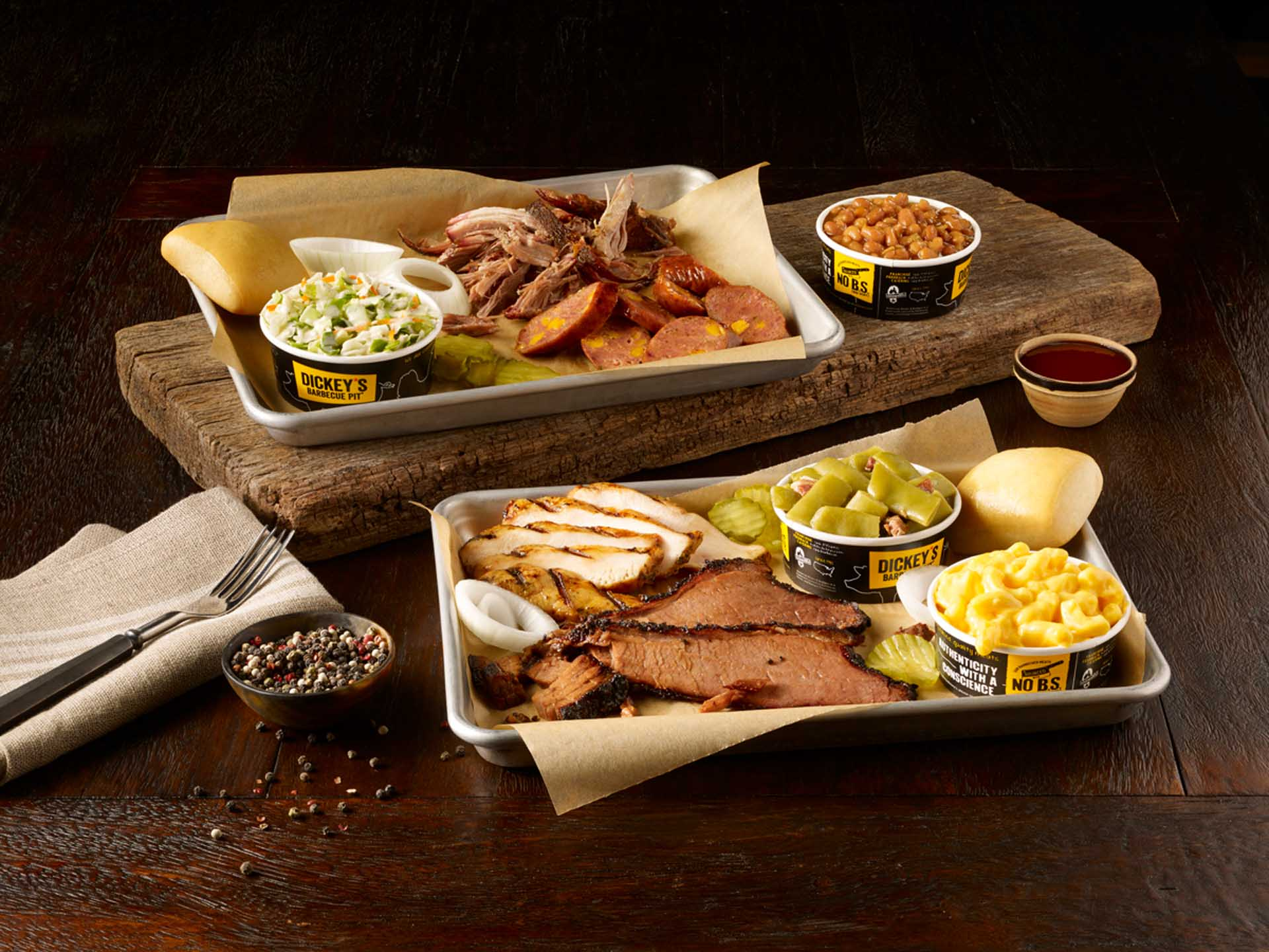 Dickey's Barbecue Pit in Bakersfield, CA Gives Back To First Responders