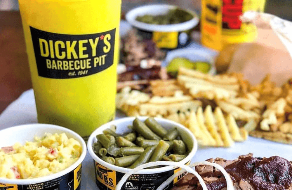 Franchise Hope: How Dickey's Barbecue Is Adapting To Support Their Owners During Tight Times