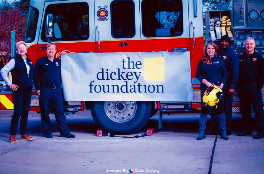 Dickey's Barbecue Pit and The Dickey Family Launch National Program to Feed First Responders