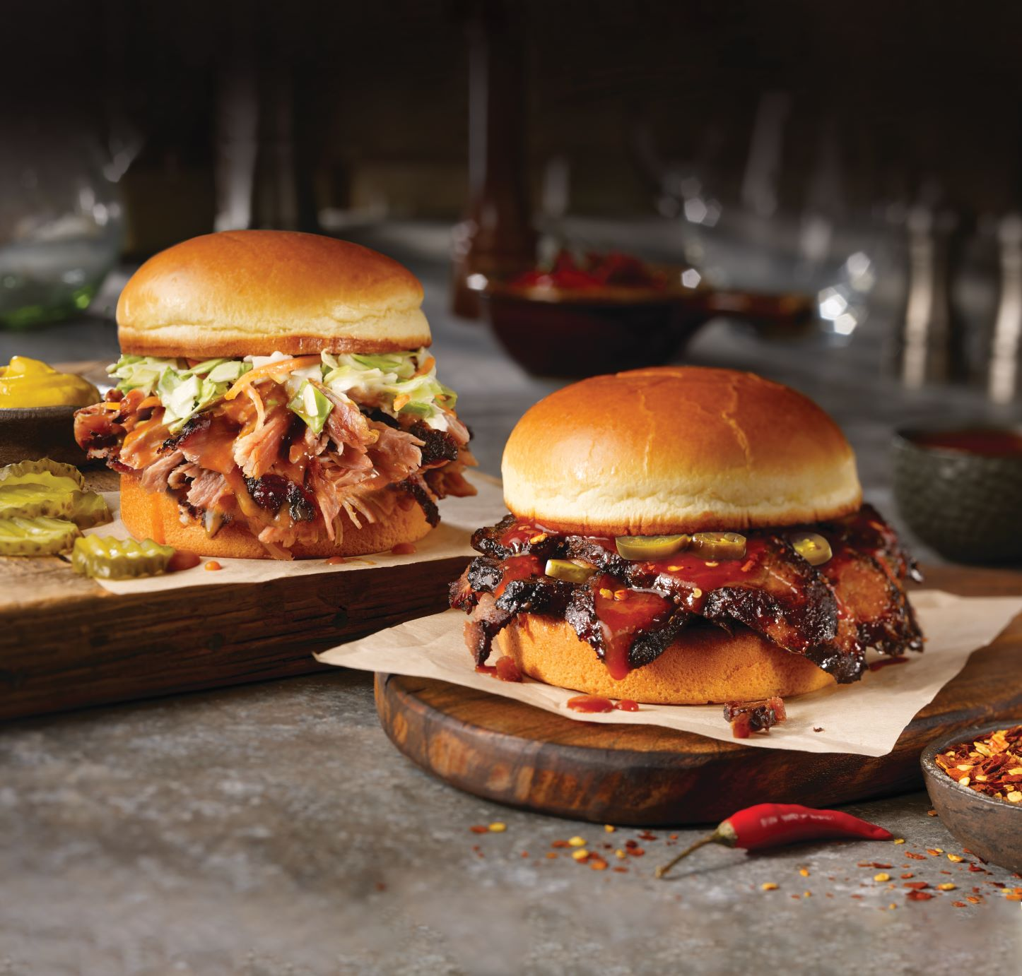 There's No Shortage of Delicious Meats at Dickey's Barbecue Pit