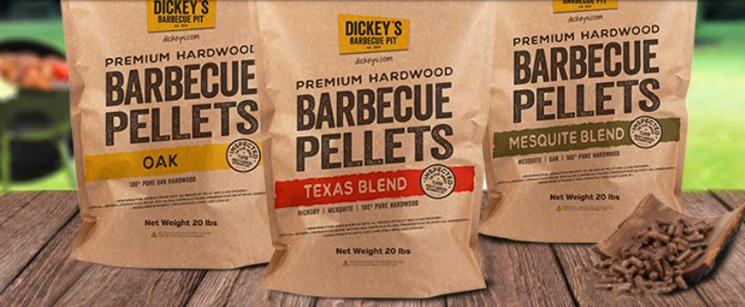 Barbecue Hardwood Pellets for the Home Barbecue Smoker - Legit. Texas. Barbecue.™