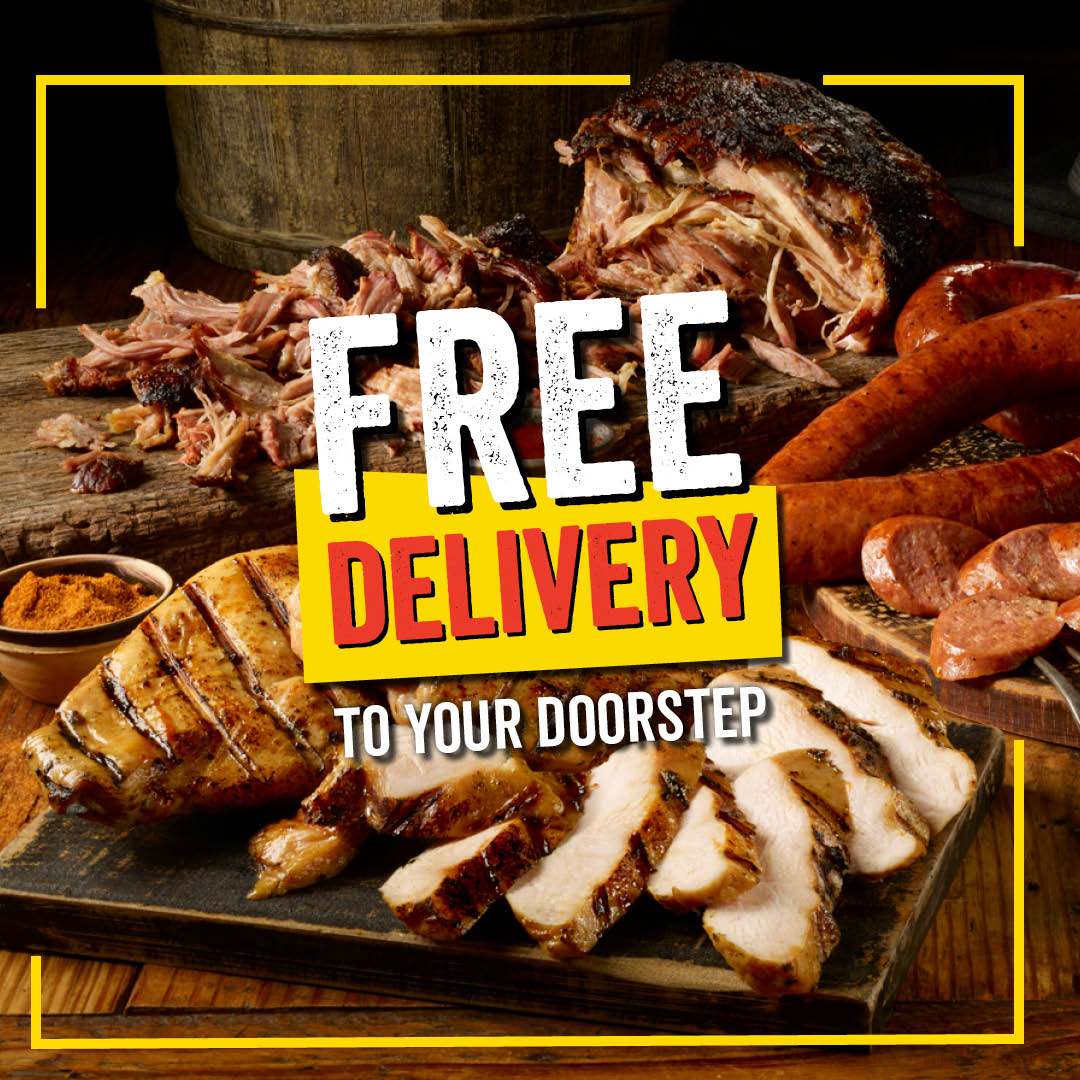 Dickey's Barbecue Pit Extends Free Delivery Through June
