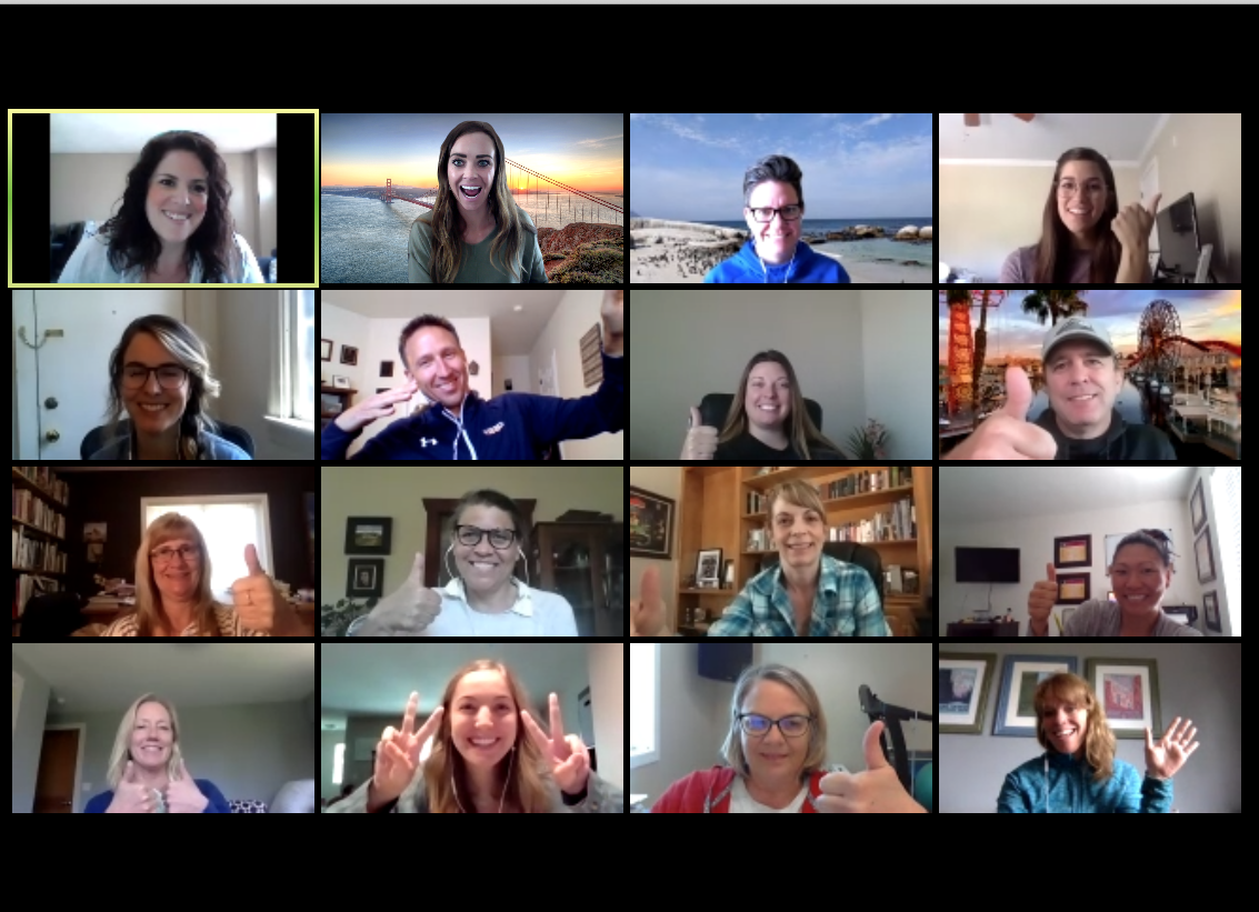 The HSSS PD Team – A Story of Collaboration & Amplification Photo 1