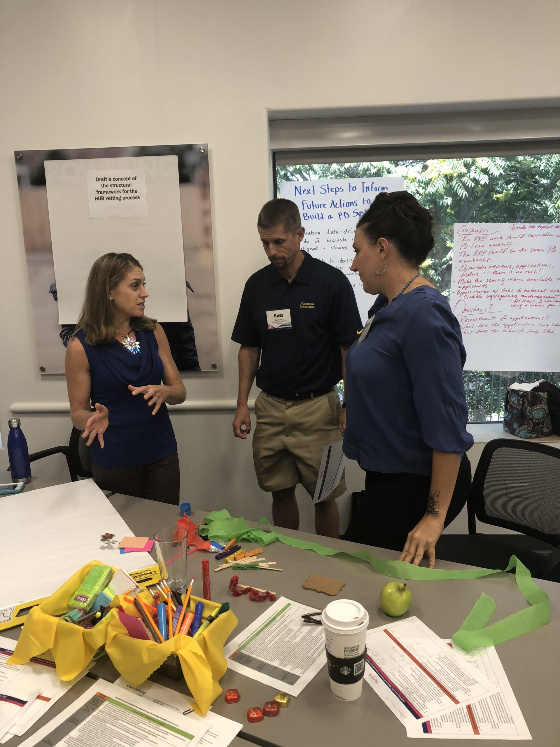 The HSSS PD Team – A Story of Collaboration & Amplification Photo 3