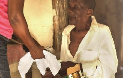 Mission-Haiti Elderly Care