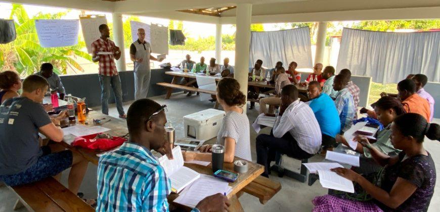 Mission-Haiti team attends leadership training