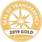 Gold Seal of Transparency