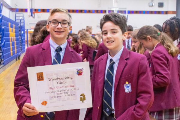 20190917 - Latin School Activity Fair - 004
