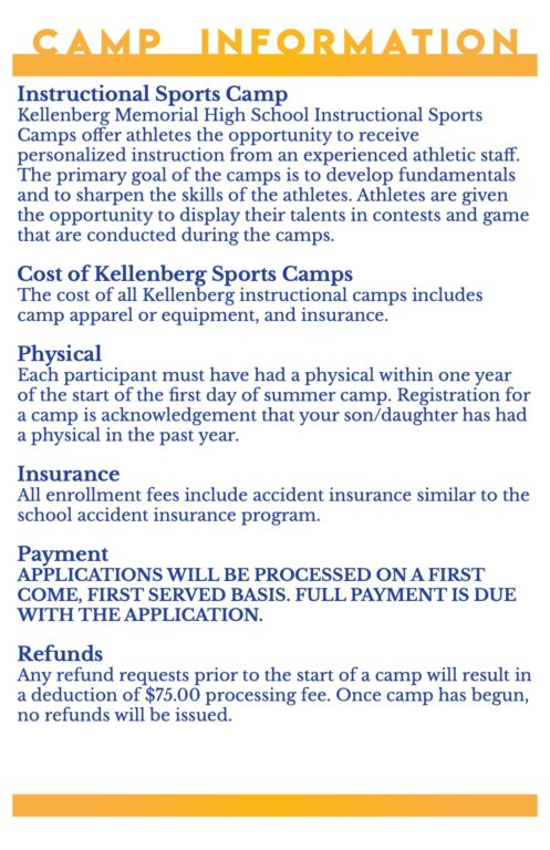 Summer Camps Printed Handout 2021 for Print 8-8