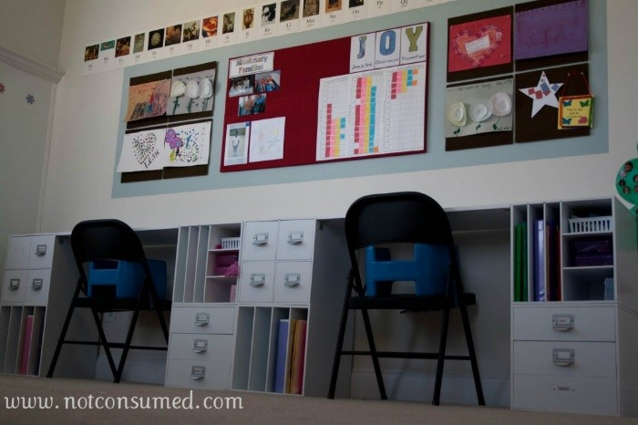 Top Homeschool Room Ideas