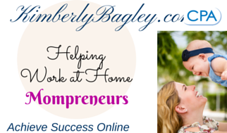 Mompreneur work at home toolbox