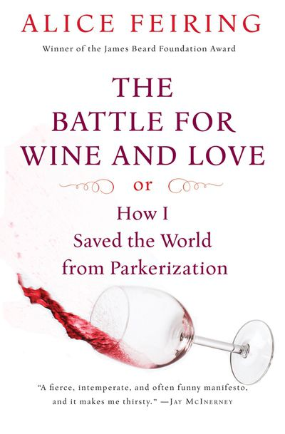 Buy The Battle for Wine and Love at Amazon