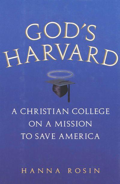 Buy God's Harvard at Amazon