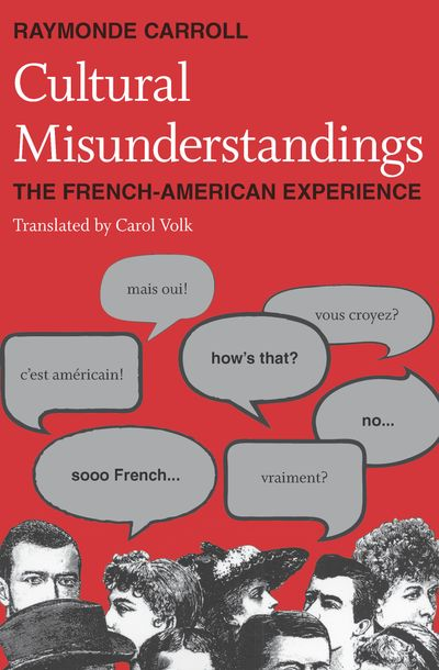 Buy Cultural Misunderstandings at Amazon
