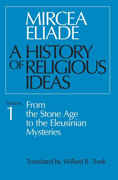 Buy A History of Religious Ideas, Volume 1 at Amazon