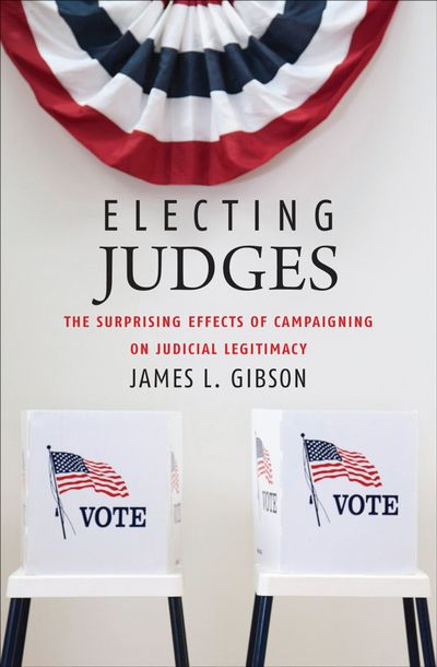 Buy Electing Judges at Amazon