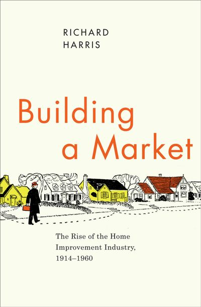 Buy Building a Market at Amazon