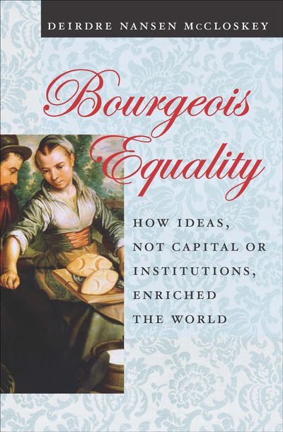 Buy Bourgeois Equality at Amazon
