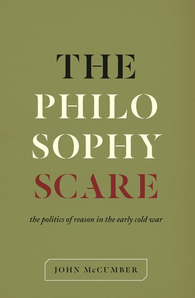 Buy The Philosophy Scare at Amazon