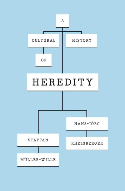 Buy A Cultural History of Heredity at Amazon