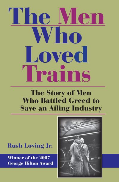 Buy The Men Who Loved Trains at Amazon