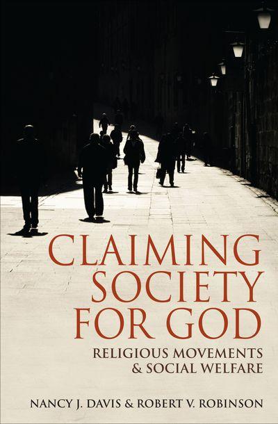 Buy Claiming Society for God at Amazon