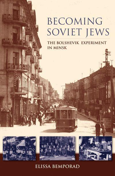 Buy Becoming Soviet Jews at Amazon