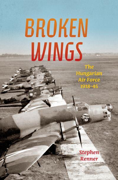 Buy Broken Wings at Amazon