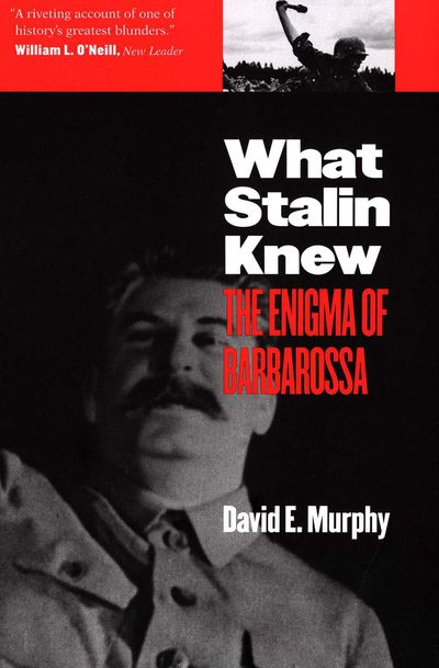 Buy What Stalin Knew at Amazon