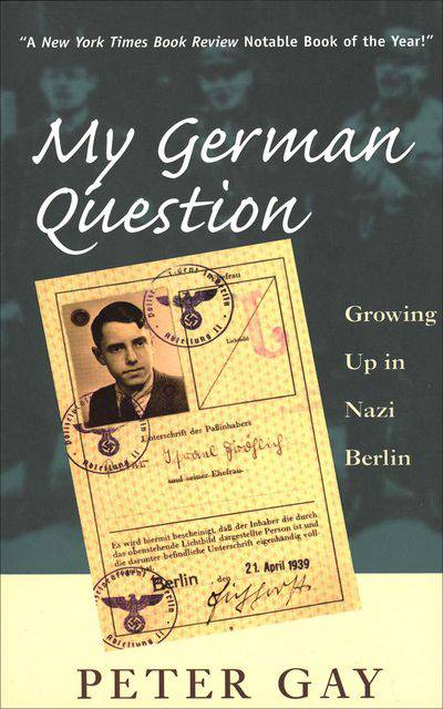 Buy My German Question at Amazon