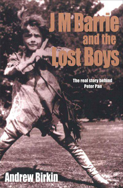 Buy J M Barrie and the Lost Boys at Amazon