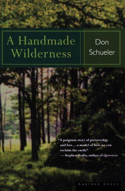 Buy A Handmade Wilderness at Amazon