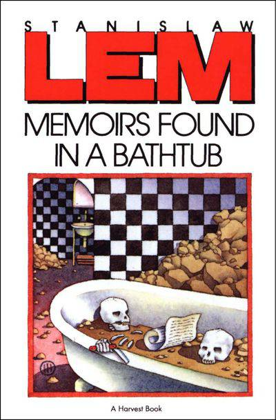 Buy Memoirs Found in a Bathtub at Amazon