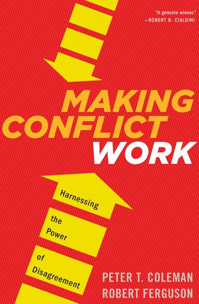 Buy Making Conflict Work at Amazon