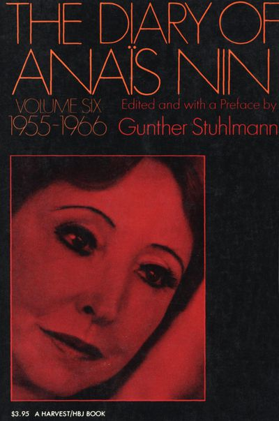 The Diary of Anaïs Nin, 1955–1966