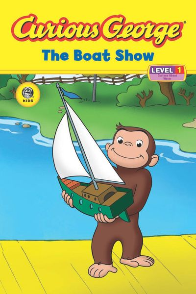 Curious George The Boat Show