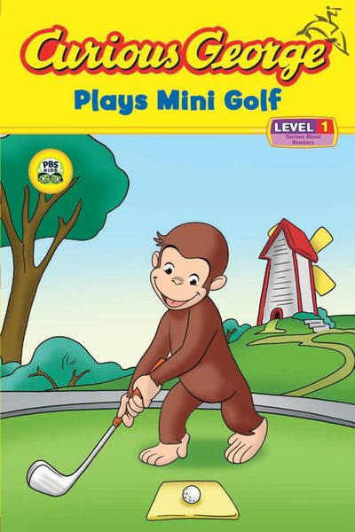 Curious George Plays Mini Golf