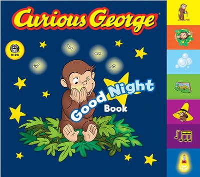Buy Curious George Good Night Book at Amazon